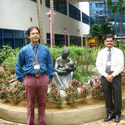 Dr Raychaudhuri At K.k Womens Hospital, Singapore
